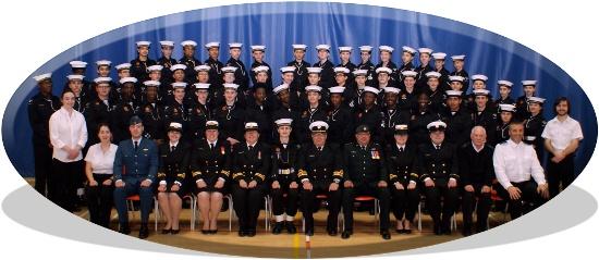 CCMRC 240 Amiral Le Gardeur - Équipage 2016-2017